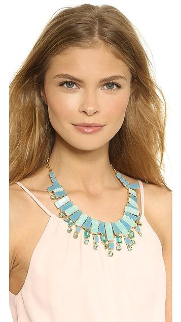 Kate Spade New York Beach Gem Statement Necklace