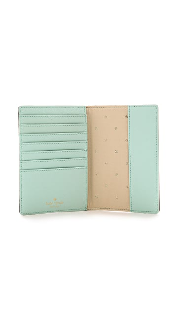 Kate Spade New York Wedding Belles Passport Holder