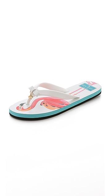 77b1e5a296ad Kate Spade New York Fifi Flip Flops