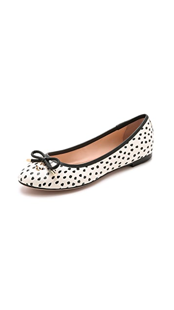 77cf6e5a78 Kate Spade New York Willa Ballet Flats | SHOPBOP
