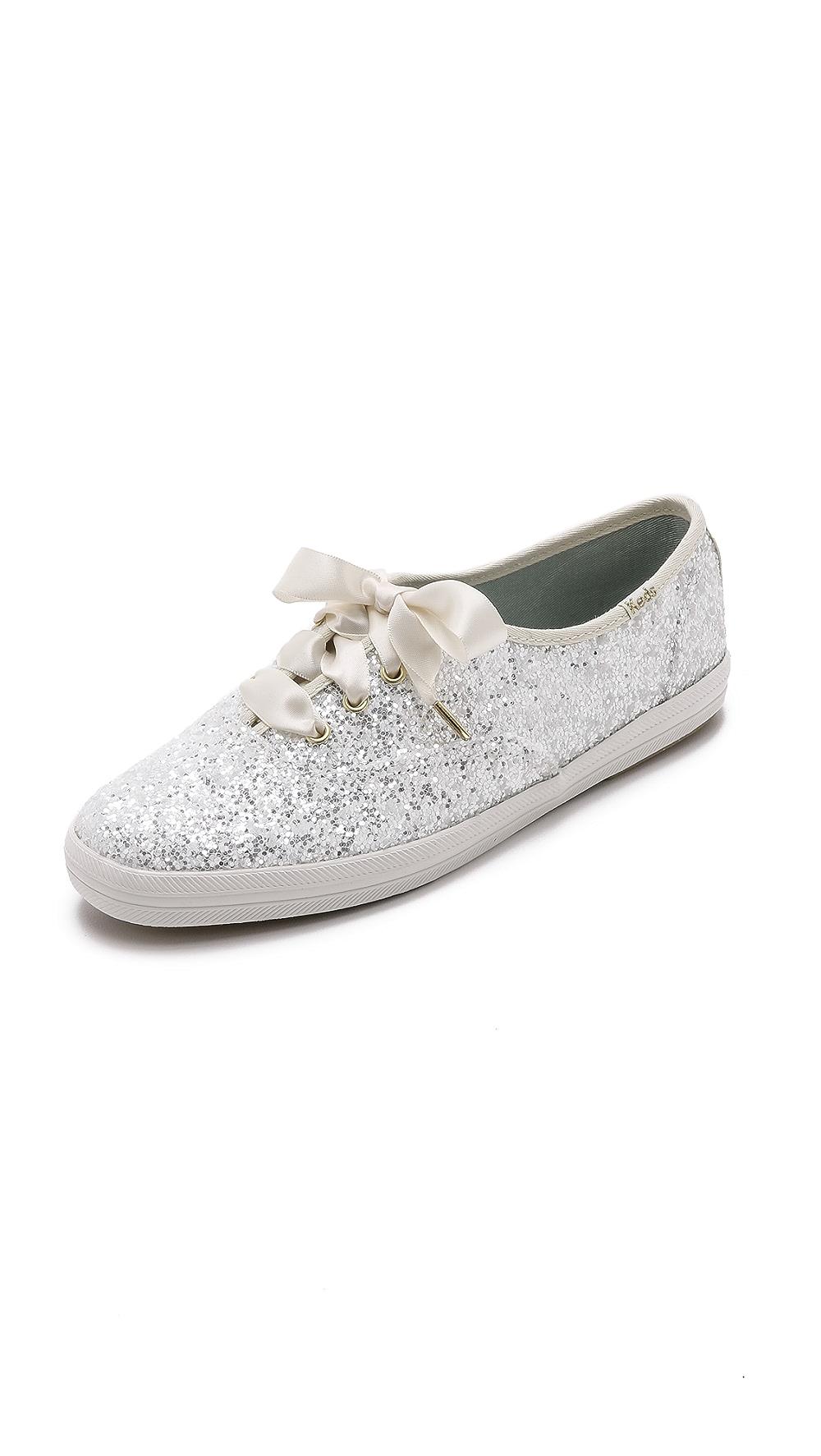 Kate Spade New York Glitter Keds Sneakers Shopbop