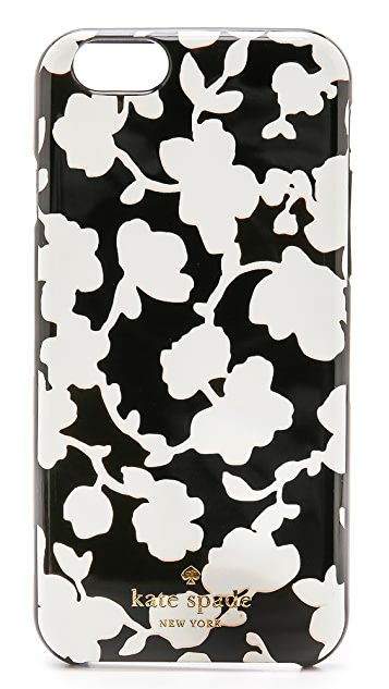 Kate Spade New York Graphic Floral iPhone 6 Case