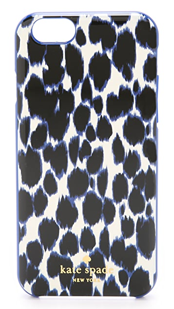 Kate Spade New York Leopard Print iPhone 6 / 6s Case