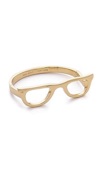 ef653d73d62 Kate Spade New York Goreski Glasses Bangle Bracelet
