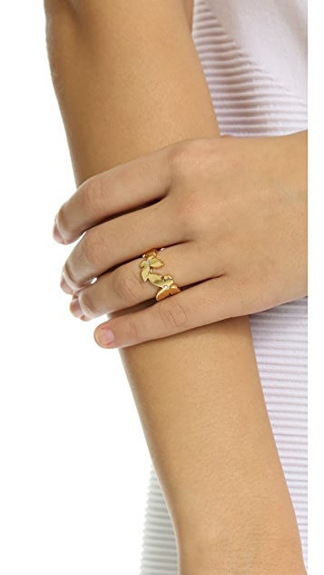 Kate Spade New York All A Flutter Ring