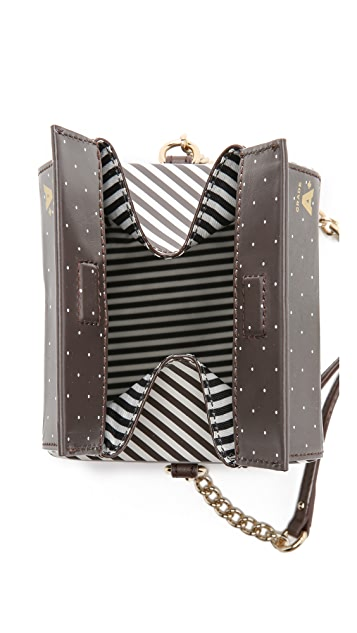 Kate Spade New York Milk Box Cross Body Bag