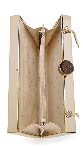 Kate Spade New York Chocolate Box Clutch
