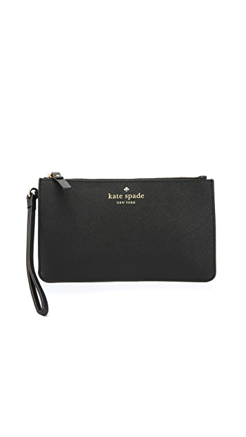 Kate Spade New York Slim Bee Wristlet