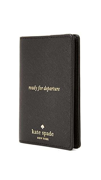 Kate Spade New York Passport Holder