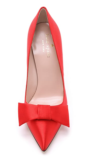 Kate Spade New York Layla Bow Pumps