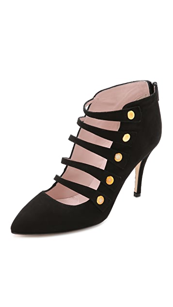 best wholesale cheap price wide range of cheap price Kate Spade New York Suede Cutout Sandals outlet lowest price cheap sale marketable outlet official QIi0O1