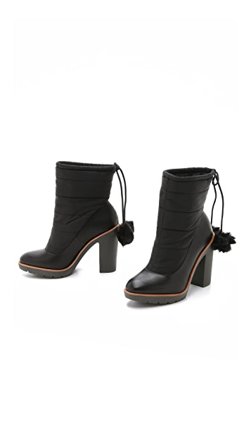 Kate Spade New York Ginnie Quilted Booties