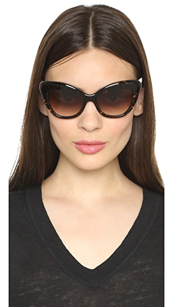 Kate Spade New York Odelia Sunglasses