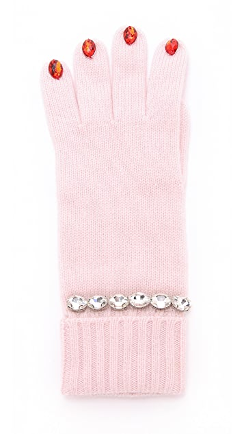 Kate Spade New York Pretty Lady Gloves