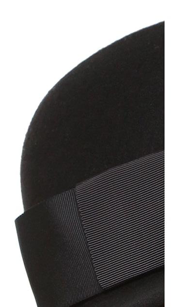 Kate Spade New York Fedora Bow Hat