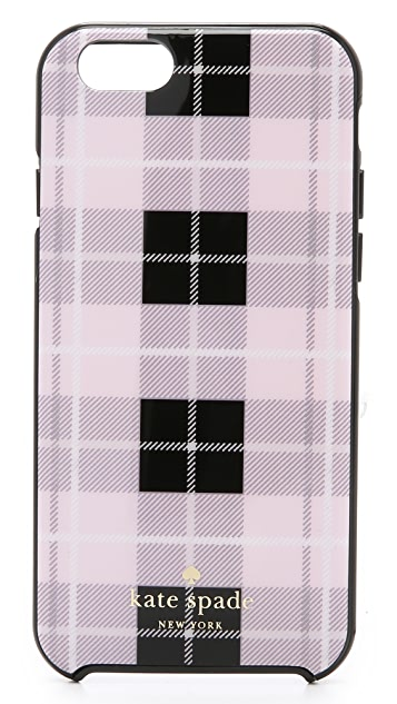 Kate Spade New York Woodland Plaid iPhone 6 / 6s Case