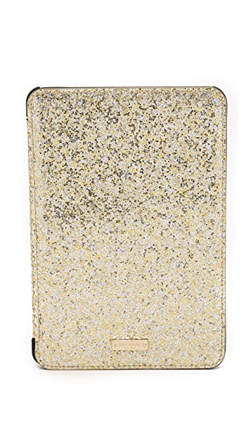 Kate Spade New York Glitter Bug iPad mini 2/3 Folio Hardcase