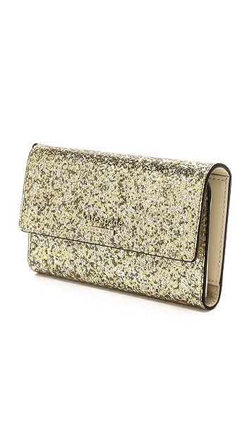 Kate Spade New York Glitter Bug Phone Wristlet