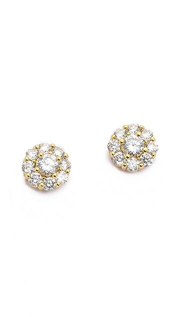 Kate Spade New York Rise & Shine Flower Stud Earrings