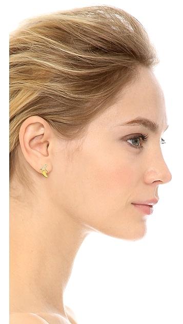 Kate Spade New York Banana Stud Earrings