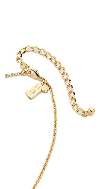 Kate Spade New York Star Born to Shine Charm Necklace