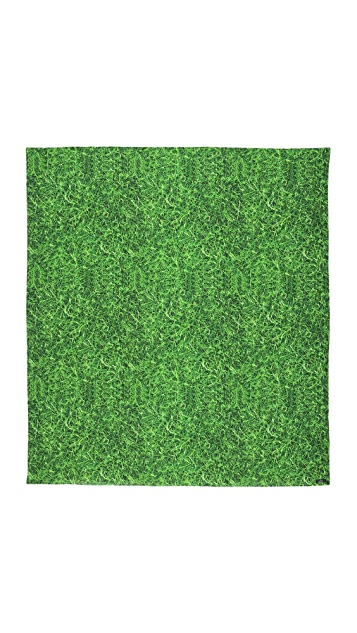 Kate Spade New York Grass Is Greener Picnic Blanket
