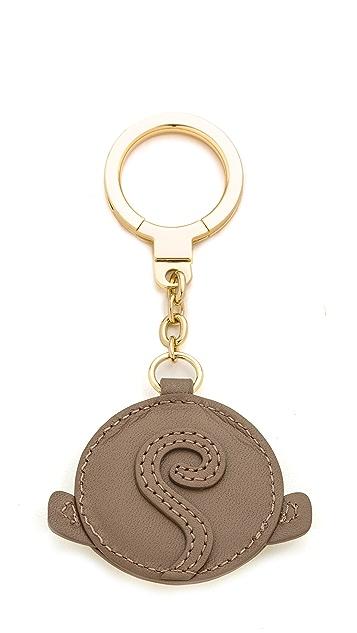 Kate Spade New York Monkey Keychain