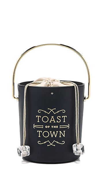 Kate Spade New York Champagne Bucket Bag