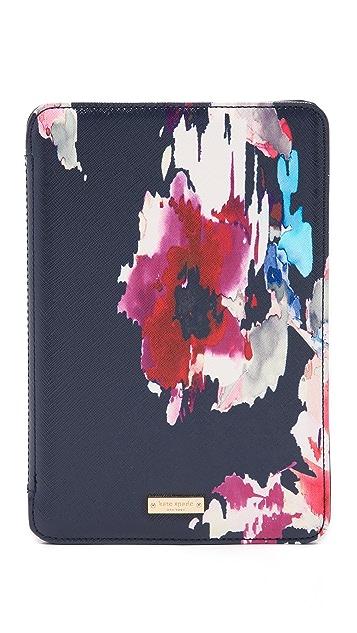 Kate Spade New York Hazy Floral iPad mini 2/3 Folio Case