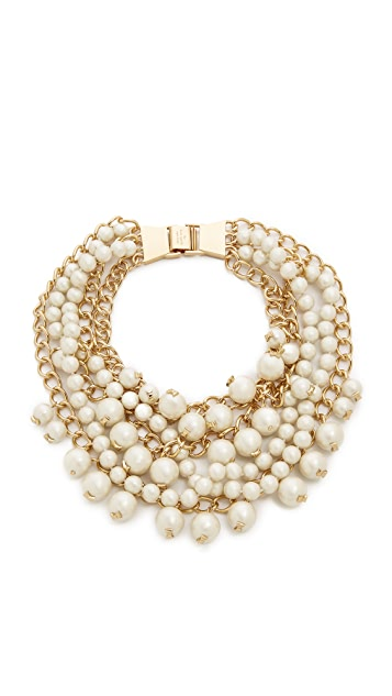 Kate Spade New York Purely Pearly Statement Necklace