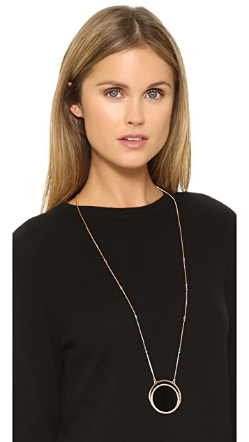 Kate Spade New York In the Spotlight Long Pendant Necklace