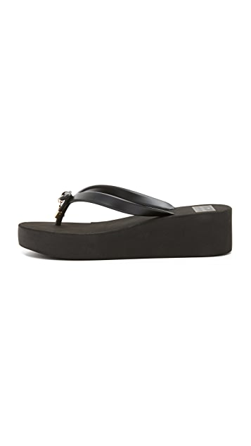 Kate Spade New York Rhett Wedge Flip Flops