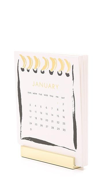 Kate Spade New York Настольный календарь