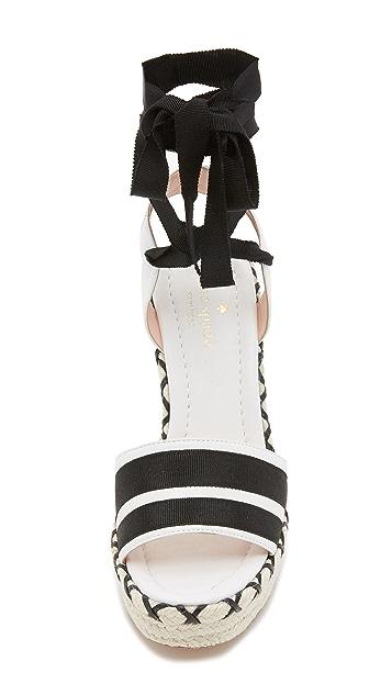 Kate Spade New York Danah Wedge Sandals