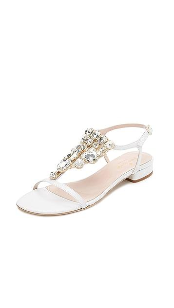6aa11c004e640 Kate Spade New York Fedra Flat Sandals