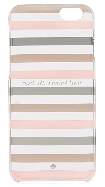 Kate Spade New York Read Between the Lines iPhone 6 / 6s Case