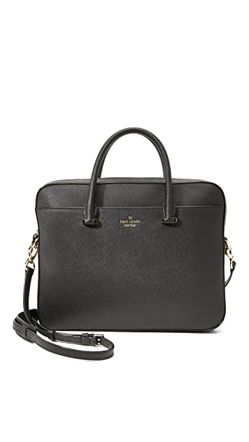 Kate Spade New York 13 Inch Saffiano Laptop Bag