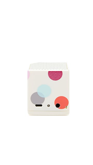 Kate Spade New York Balloon Dot Bluetooth Speaker