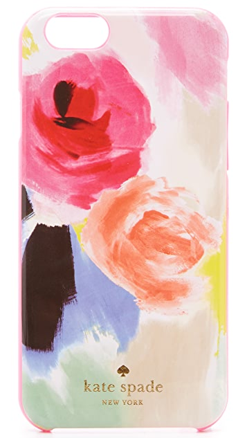 Kate Spade New York Watercolor Floral iPhone 6 / 6s Case