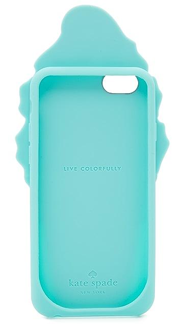 Kate Spade New York Ice Cream Cone iPhone 6 / 6s Case