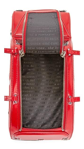 Kate Spade New York Красная сумка Car