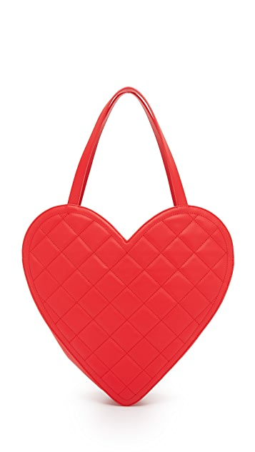 Kate Spade New York Quilted Heart Tote