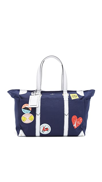 Kate Spade New York Holiday Weekender Bag