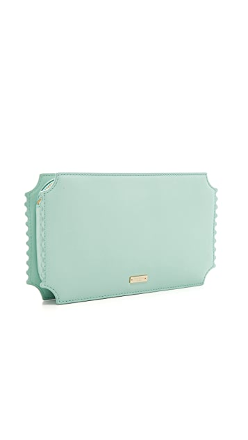 Kate Spade New York Admit One Clutch