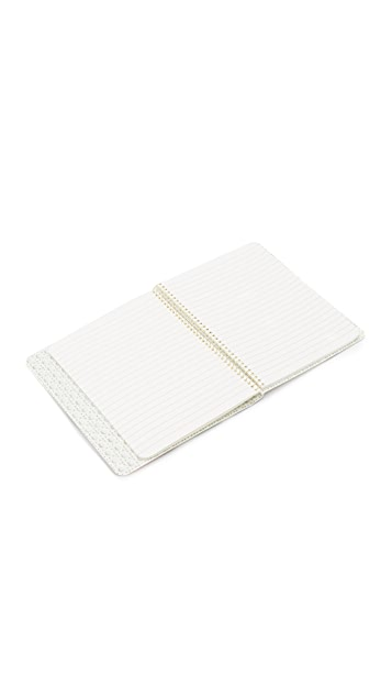 Kate Spade New York Concealed Spiral Notebook