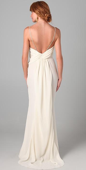 Katie Ermilio Goddess Gown