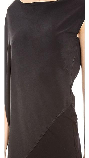KAUFMANFRANCO Asymmetrical Dress