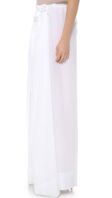 KAUFMANFRANCO Silk Pants