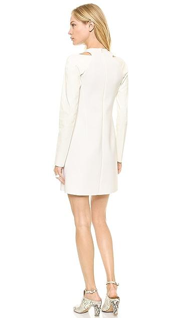 KAUFMANFRANCO Long Sleeve Dress