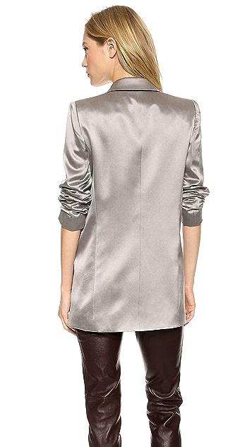 KAUFMANFRANCO Silk Blazer